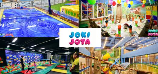 Детский парк активного отдыха Joki Joya